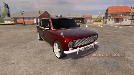 VAZ 2101 for Farming Simulator 2013