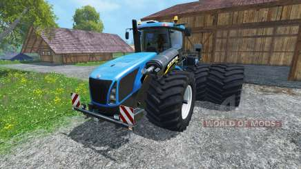 New Holland T9.565 Twin for Farming Simulator 2015