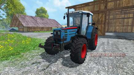 Eicher 2090 Turbo FL v1.1 for Farming Simulator 2015