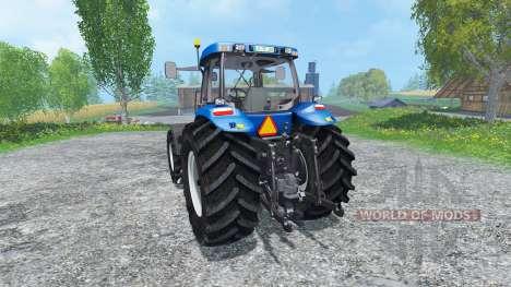 New Holland T8020 v2.0 for Farming Simulator 2015