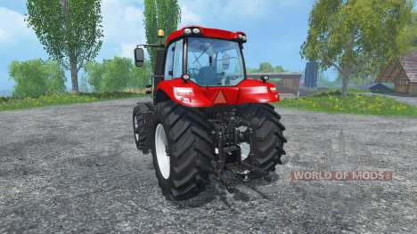 New Holland T8.435 Rot for Farming Simulator 2015