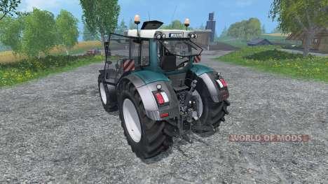 Fendt 936 Vario Petrol for Farming Simulator 2015