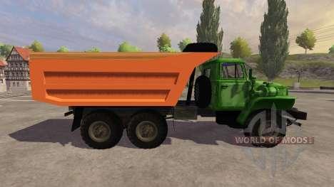 Ural-4320 ducks for Farming Simulator 2013