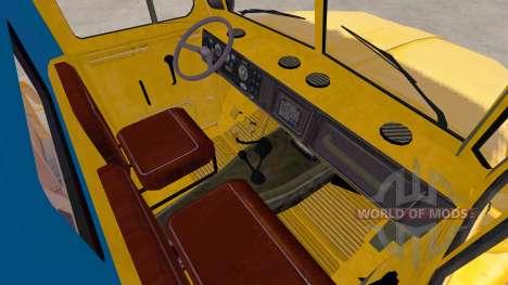 Ural-4320 v2.0 agricultural for Farming Simulator 2013