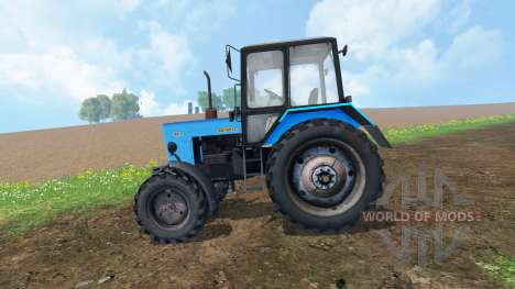 MTZ-82 v3.0 for Farming Simulator 2015