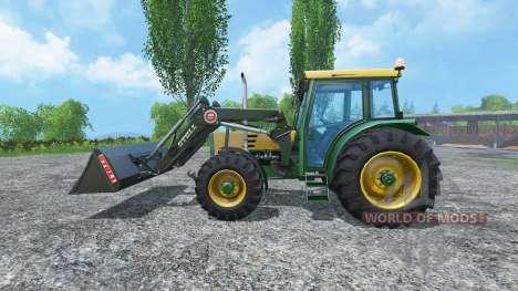 Buhrer 6135A FL for Farming Simulator 2015