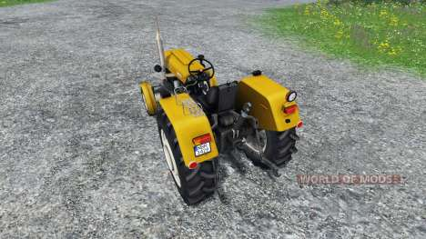 Ursus C-330 Yellow for Farming Simulator 2015