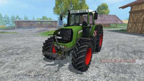 Fendt 930 Vario TMS v2.0 for Farming Simulator 2015
