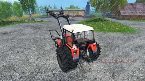 Zetor 7745 for Farming Simulator 2015