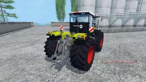 CLAAS Xerion 5000 v2.0 clean for Farming Simulator 2015