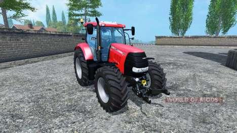 Case IH Puma CVX 230 v1.1 for Farming Simulator 2015