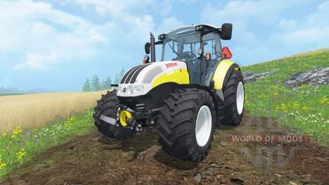 Steyr CVT 6230 Ecotech for Farming Simulator 2015