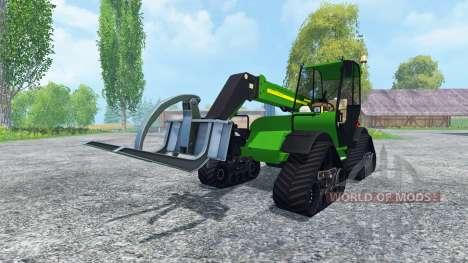 John Deere 3200 Crawler for Farming Simulator 2015