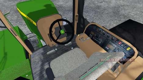John Deere 9630T for Farming Simulator 2015