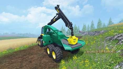 PONSSE Buffalo Wood Chipper for Farming Simulator 2015