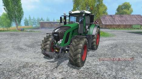 Fendt 936 Vario v2.0 for Farming Simulator 2015