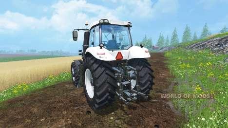 New Holland T8.320 ultra plus for Farming Simulator 2015