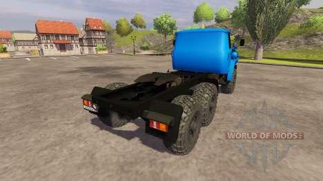 Ural-5557 v2.0 for Farming Simulator 2013