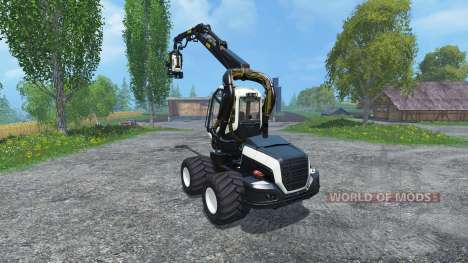 PONSSE Scorpion 4WD EcoLog Cutter v2.0 for Farming Simulator 2015