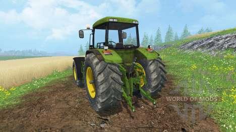 John Deere 8410 for Farming Simulator 2015