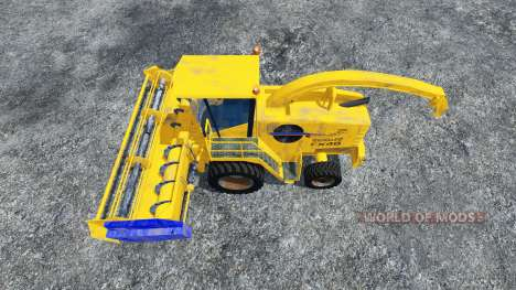 New Holland FX48 for Farming Simulator 2015