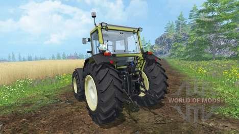 Hurlimann H488 for Farming Simulator 2015