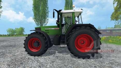Fendt Favorit 926 Vario for Farming Simulator 2015