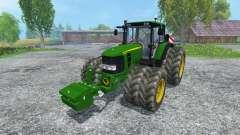John Deere 6830 Premium FL