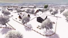 Winter for Farming Simulator 2013