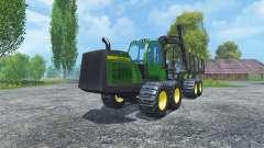 John Deere 1510E IT4 for Farming Simulator 2015