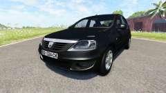 Dacia Logan 2008 v2.0 for BeamNG Drive