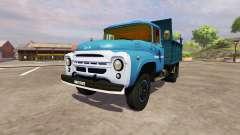 ZIL 130 MMP 4502 blue for Farming Simulator 2013