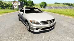 Mercedes-Benz CL65 AMG for BeamNG Drive