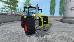 CLAAS Xerion 5000 v2.0 clean for Farming Simulator 2015