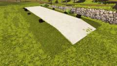 Silage pit (hosted) for Farming Simulator 2013