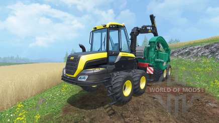 PONSSE Buffalo Wood Chipper for Farming Simulator 2015