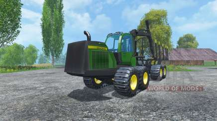 John Deere 1510E IT4 for Farming Simulator 2015