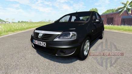 Dacia Logan 2008 v2.0 for BeamNG Drive