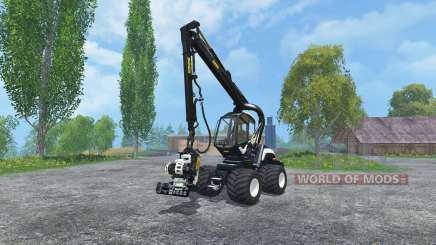 PONSSE Scorpion 4WD EcoLog Cutter v2.0 for Farming Simulator 2015