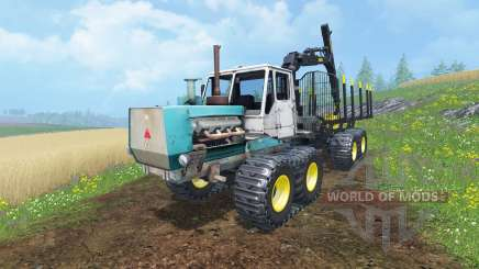 Т-150 buffalo for Farming Simulator 2015