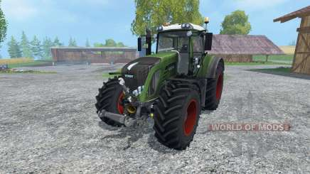 Fendt 933 Vario v3.0 for Farming Simulator 2015