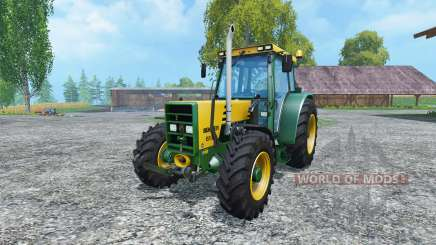 Buhrer 6135A FL for Farming Simulator 2015