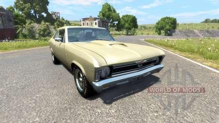 Chevrolet Nova 1968 for BeamNG Drive