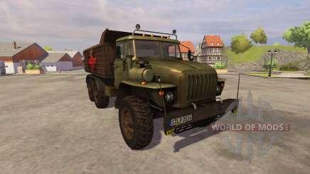 Ural-4320 SLP Edition for Farming Simulator 2013