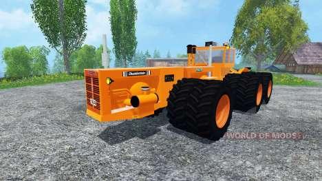 Chamberlain Type60 v2.0 for Farming Simulator 2015