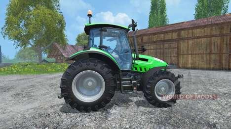 Deutz-Fahr 5150 TTV for Farming Simulator 2015