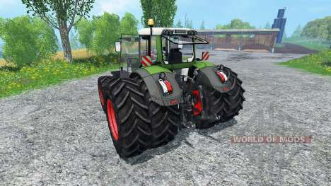 Fendt 820 Vario v2.0 for Farming Simulator 2015