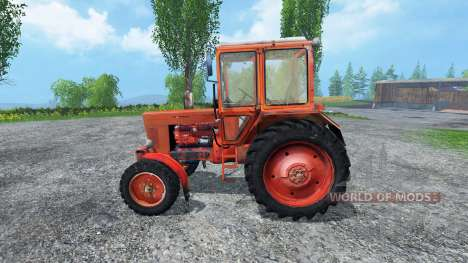 MTZ-80 v3.0 for Farming Simulator 2015