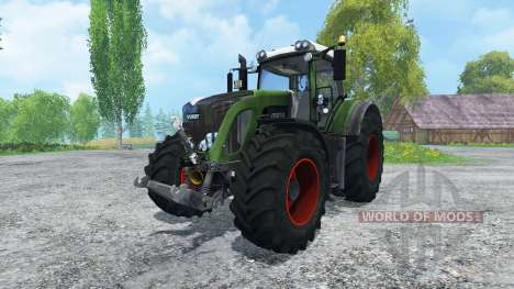 Fendt 933 Vario for Farming Simulator 2015