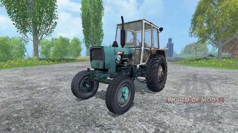 UMZ-6 CL v2.0 for Farming Simulator 2015
